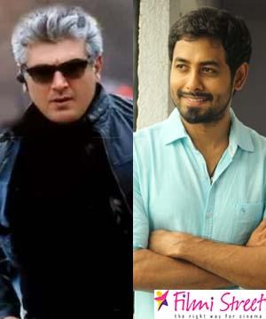 actor aari and ajith