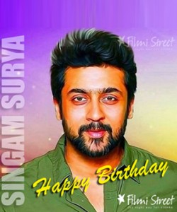 surya birth day stills