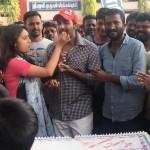 Vishnu birthday celebration stills