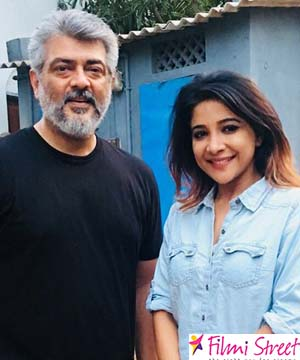 ajith and sakshi aggarwal