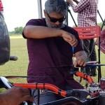 ஆளில்லா ஏர் ஆம்புலன்ஸ் தொழில் நுட்ப பயிற்சியில் நடிகர் அஜித்