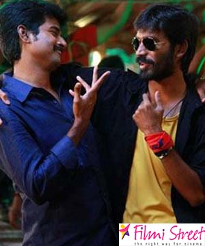 dhanush and sivakarthikeyan