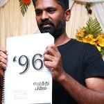 96 பட கதை என்னுடையது தான்; அதை திருடவில்லை என பிரேம்குமார் விளக்கம்