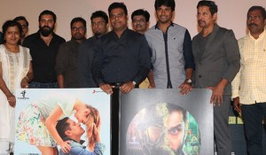 Irumugan Audio Launch Photos