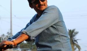 Actor Jiiva Stillls