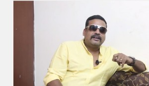 Kabali John Vijay's exclusive sparkling interview