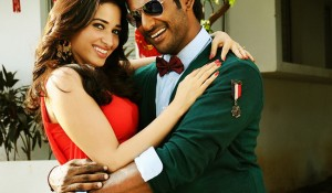 Kathi Sandai movie stills
