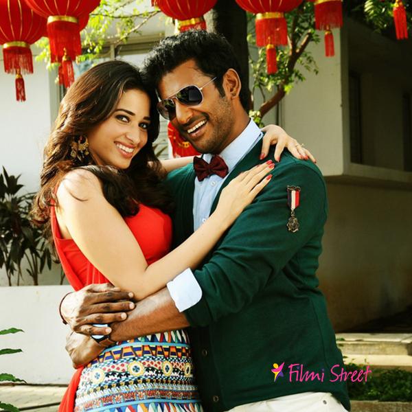 Kathi Sandai movie stills