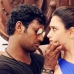 Kaththi Sandai – Naan Konjam Karuppu Thaan Lyric