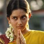 *அண்ணனுக்கு ஜே* போட மேக்கப் இல்லாமல் நடித்த மஹிமா நம்பியார்