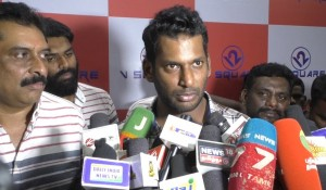 Vishal Launches V Square Sport