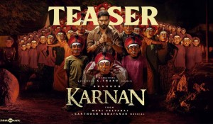 Karnan Official Teaser