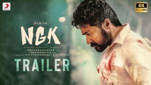 NGK  Official Trailer Tamil