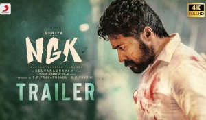 NGK  Official Trailer Tamil