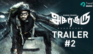 Asuraguru Tamil Movie Trailer 2 mp3 audio songs
