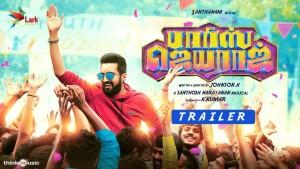 Parris Jeyaraj Official Trailer