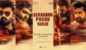 Sevandhu Pochu Nenju Lyric mp3 audio songs
