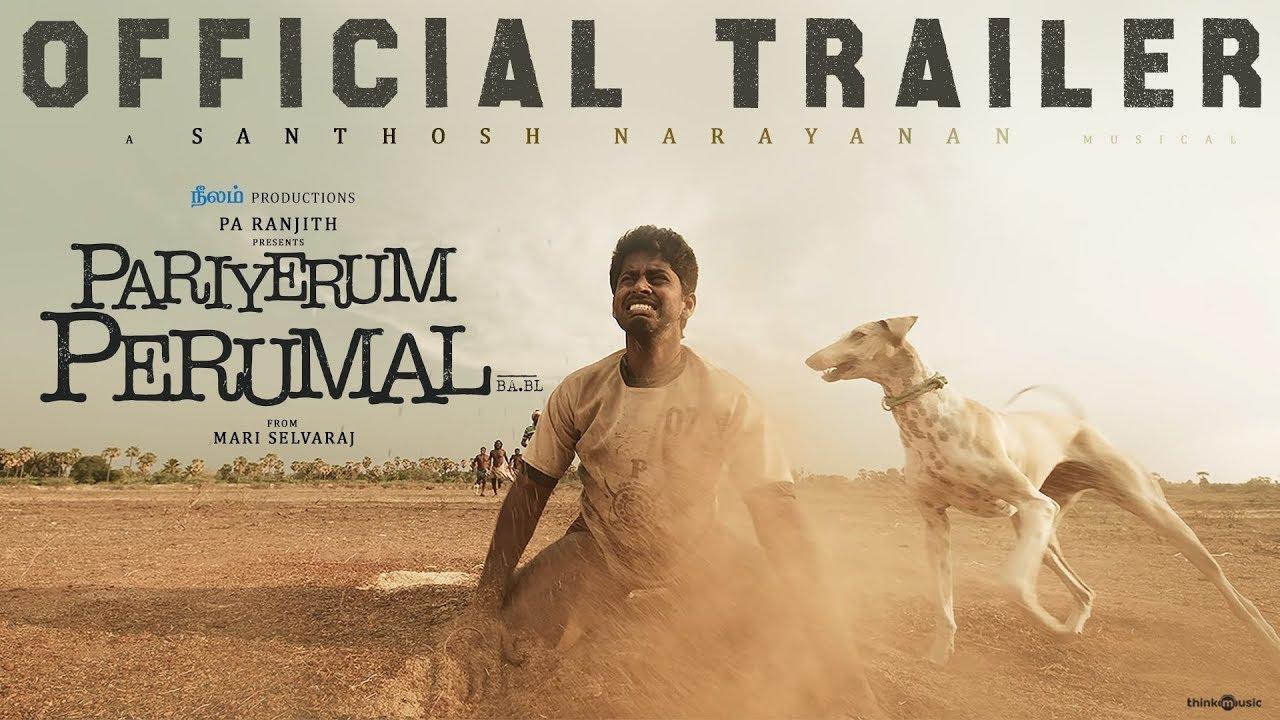 Pariyerum Perumal Trailer mp3 audio songs