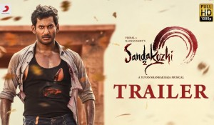 Sandakozhi 2 Official Trailer mp3 audio songs