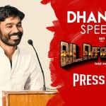 Dhanush Speech at Vada Chennai Press Meet