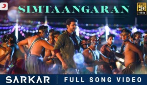 Sarkar – Simtaangaran Video mp3 audio songs