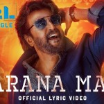 Marana Mass Lyric Video in Petta