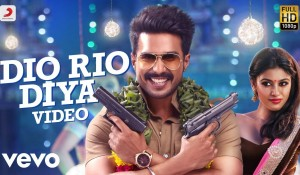 Dio Rio Diya Tamil Video in Silukkuvarupatti Singam