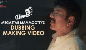 Mammootty Dubbing Making mp3 audio songs
