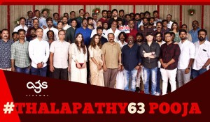 Thalapathy 63 Movie Pooja