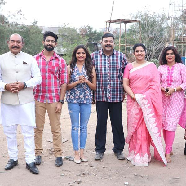 Nandhini TV serial photos