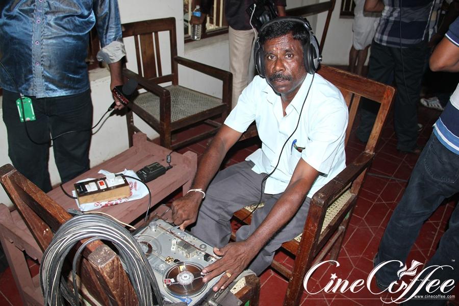 Kamaraj Movie Shooting Spot