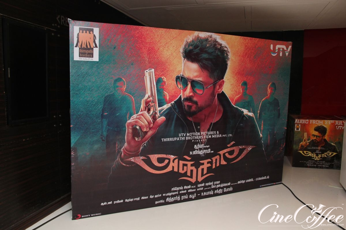 Anjaan Audio Launch Stills
