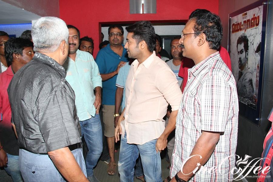 Anjaan Press show photos