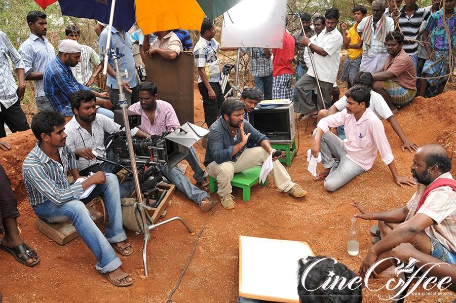Manjal Kungumam Movie Working Photos