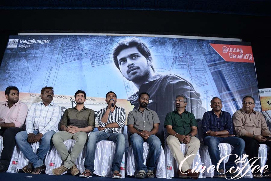Poriyaalan Press Meet Stills