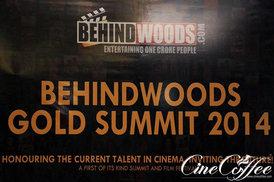 Behindwoods Gold Medals 2014