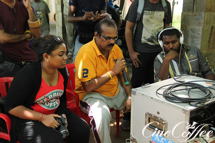 Sandamaarutham Shooting Spot Stills