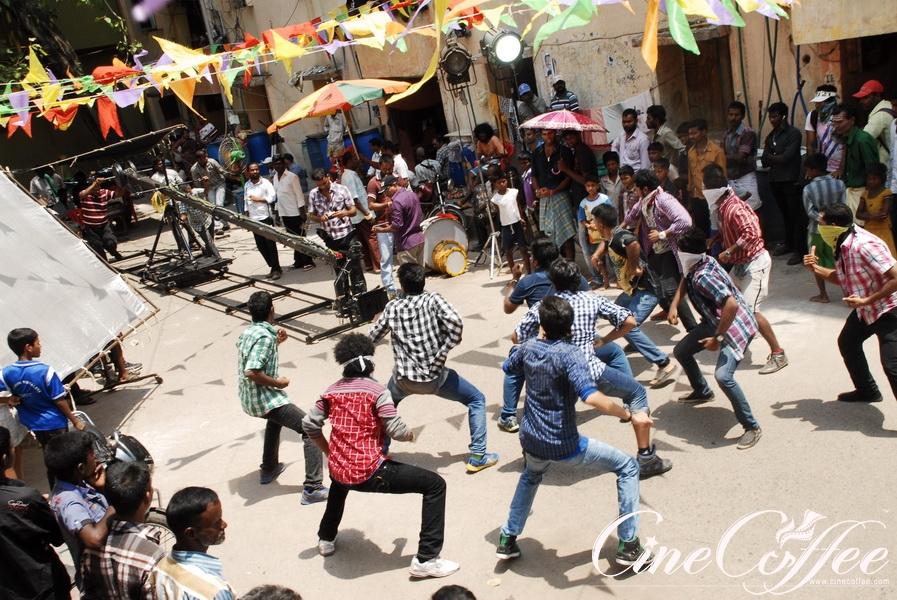 Aakkam Movie Shooting Spot Stills