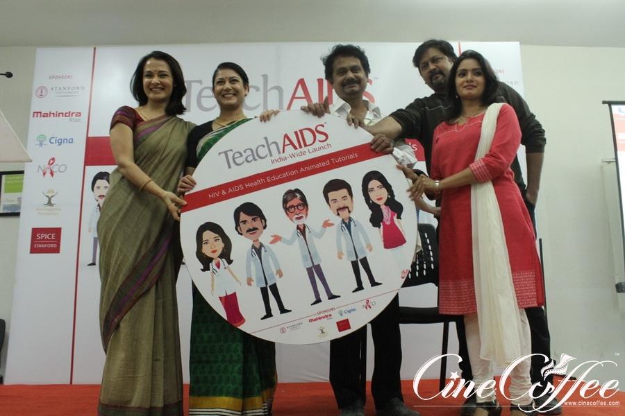 Tech Aids India Wide Launch Stills