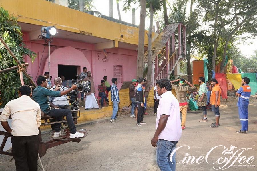 Kadikhara Manithargal Movie Shooting Spot Stills