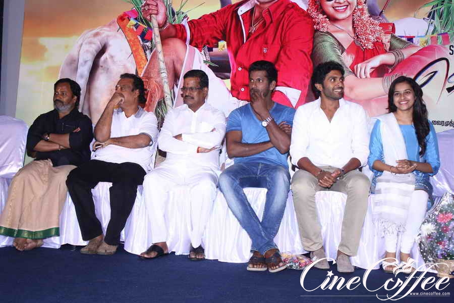 Vellakara Durai Press Meet Stills
