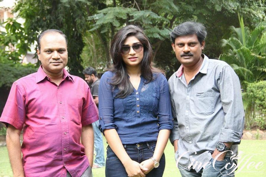 Ponge Ezhu Manohara Movie Team Interview Photos