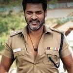 Breaking:  போலீஸாக பிரபுதேவா நடிக்கும் பட டைட்டில் லுக் வெளியானது