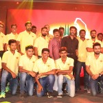 Prabhu deva launches the anthem of 'Tuti Patriots'
