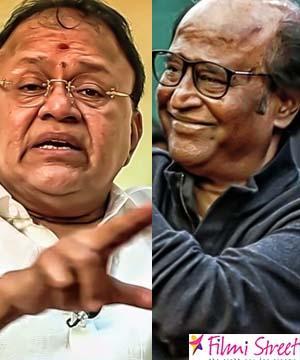 ரஜினி தான்யா பழைய முகம்; கபாலியை கைவிட்ட கடுப்பில் ராதாரவி.?