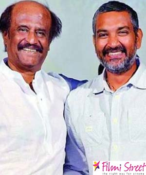rajini and rajamouli