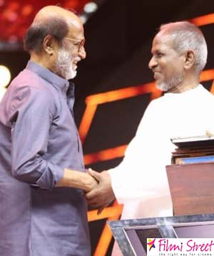 rajinikanth and ilayaraja