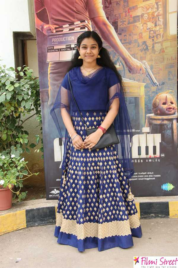 Ratsasan success meet photos