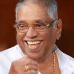 சந்தோஷ் சிவனின் தந்தையும் 3 தேசிய விருது பெற்றவருமான ஒளிப்பதிவாளர் சிவன் மரணம்