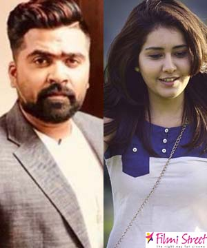 simbu and raashi khanna